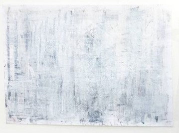 'Quiet' from Traces series, 2012.