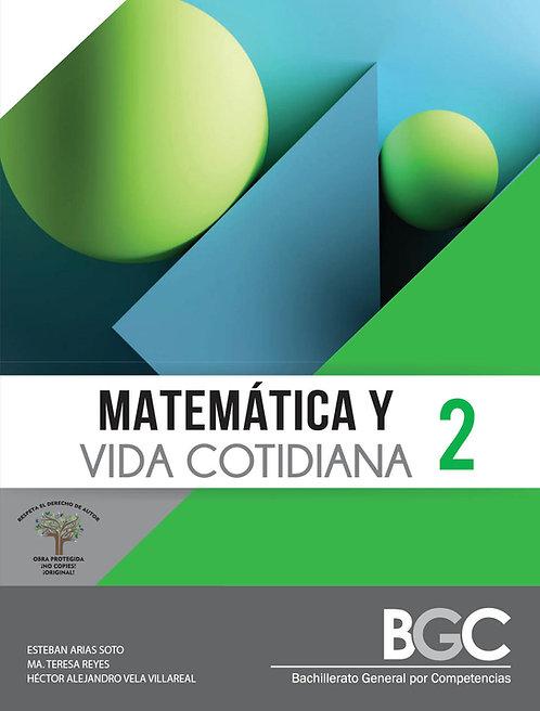 Matemática y Vida Cotidiana II