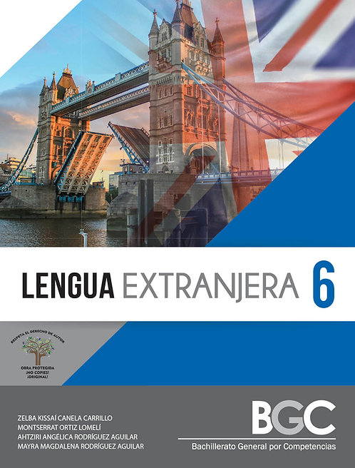 Lengua Extranjera 6