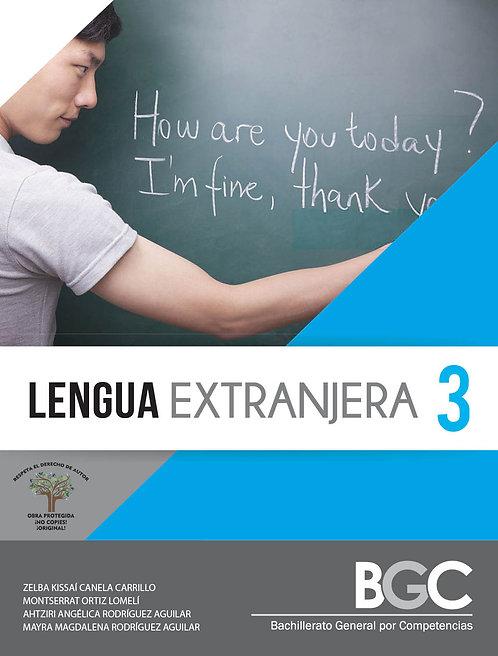 Lengua Extranjera 3