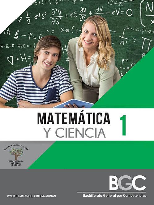 Matemática y Ciencia 1