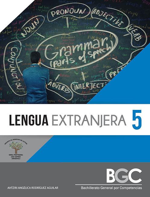 Lengua Extranjera 5