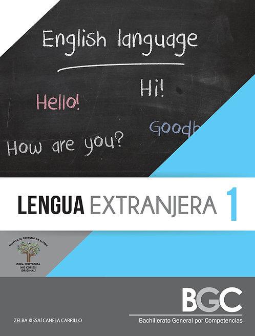 Lengua Extranjera 1