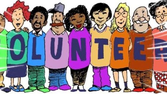 Members Volunteering