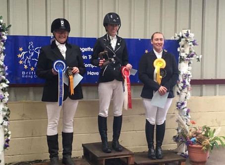 L&SE Dressage to Music Championships