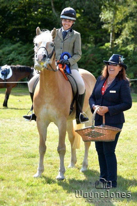 Wellington Riding Club Open Show Results