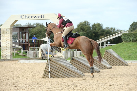 Area 6 Arena Eventing Qualifier at Cherwell