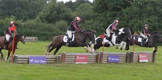 Team Chase at Fair Oak Hunter Trials