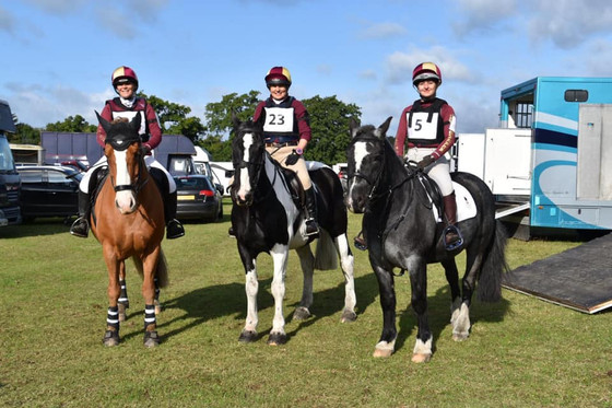 London and South East Horse Trials Championships at Snowball Farm