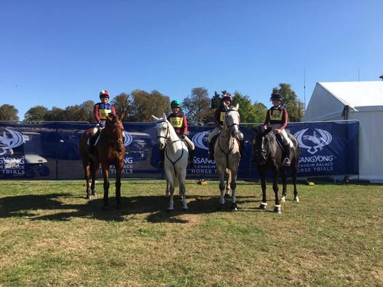 Eventers Challenge at Blenheim Horse Trials