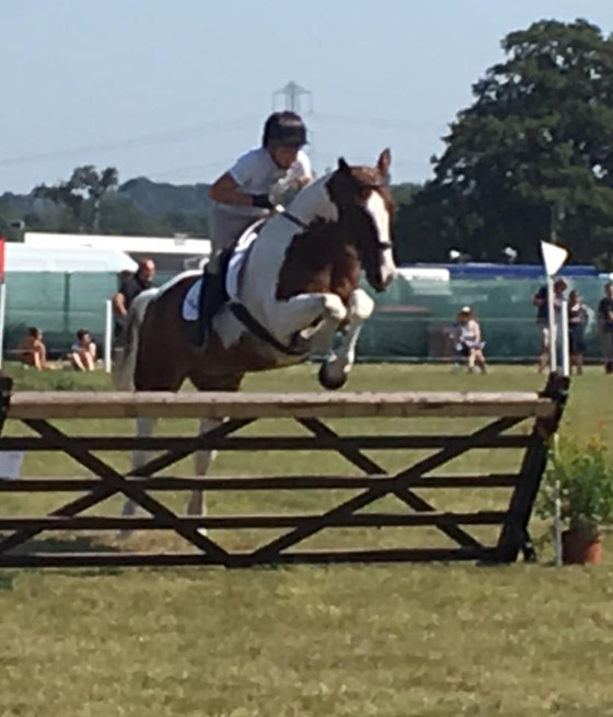 Inter Hunt Relay at the Wellington Country Fair and Horse Trials