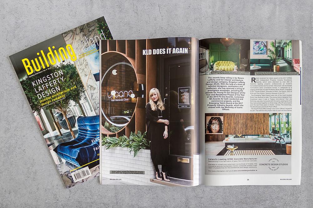 KLD - Building Ireland Magazine
