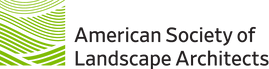 American Society of Landscape Arcitects Logo