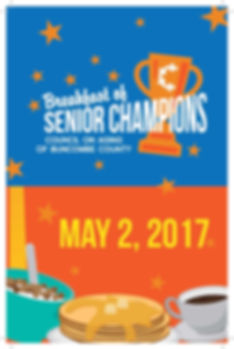 2017 Breakfast of Senior Champions Program
