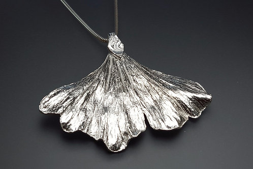 Gingko Leaf Pendant