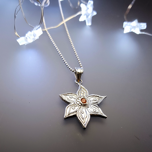 The Poinsettia Pendant