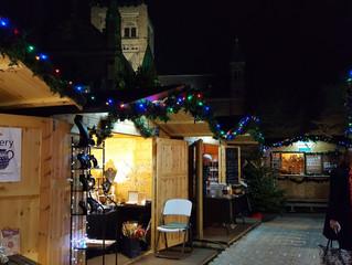 Sty Albans Christmas Market