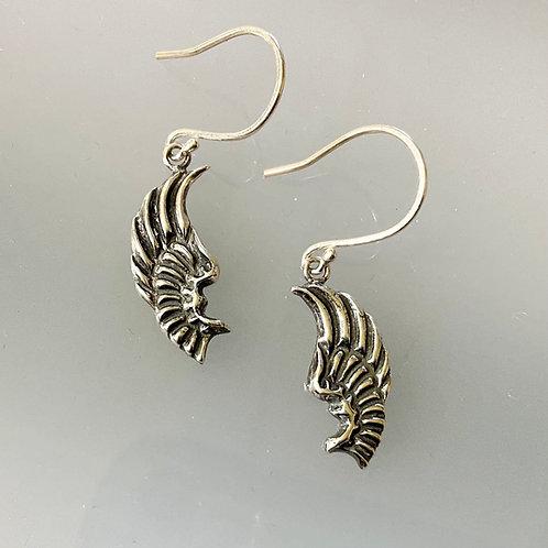 The Wings of Angels Earrings