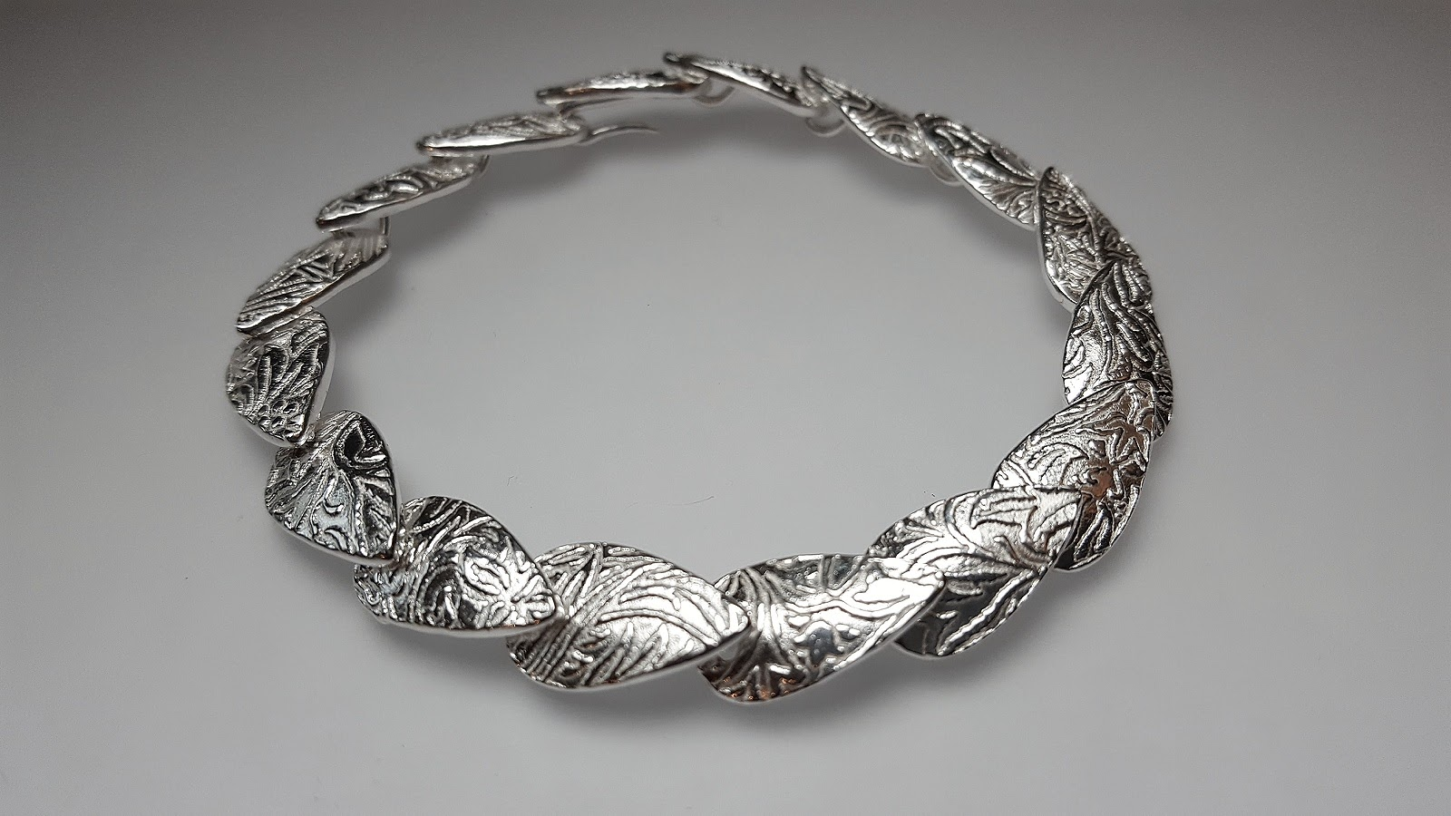 Scale Maille Bracelet