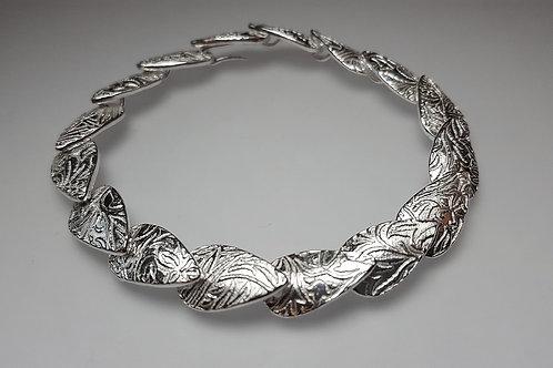 Leaf Scale Bracelet