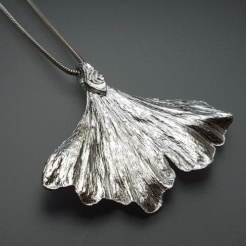 Gingko Leaf Pendant
