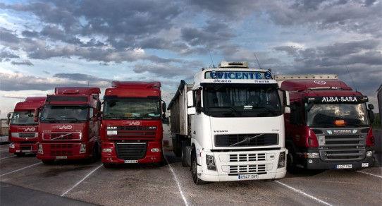 Parking camiones Sant Cugat y Cerdanyola