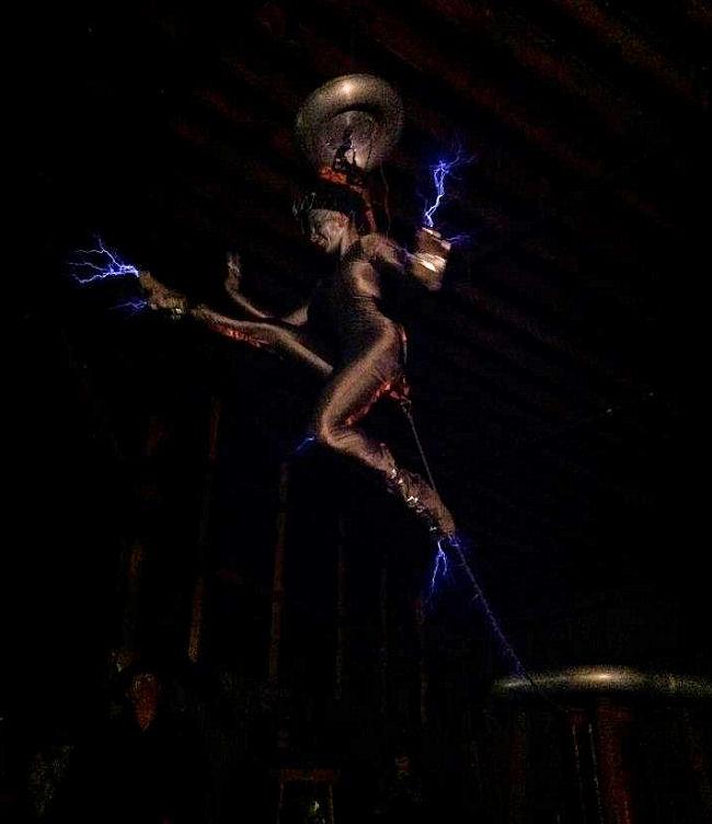 Aurelia plus electrons