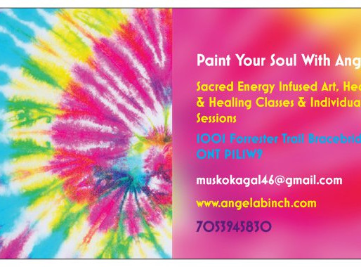 Paint Your Soul With Angela