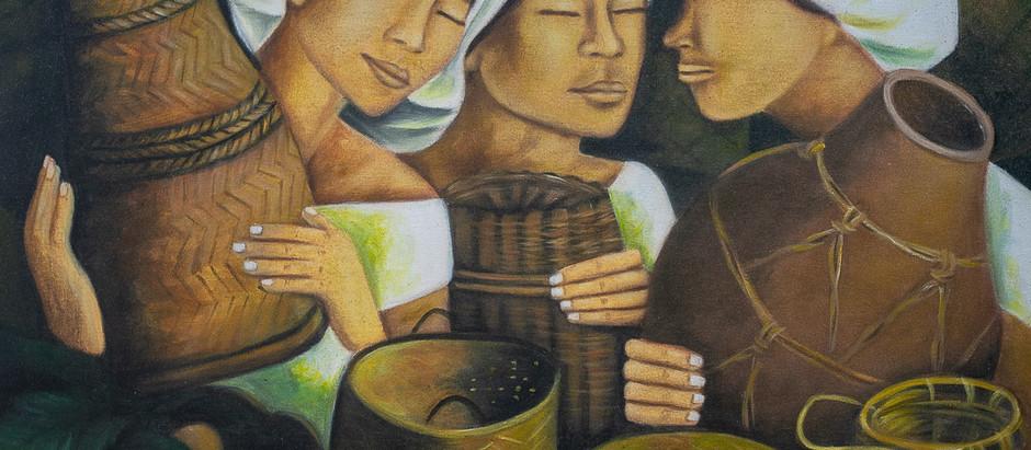 Sila Maria Magdalena, Juana at Susana