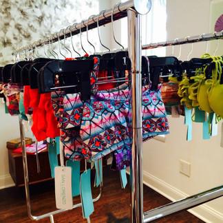 San Lorenzo Bikini Trunk Show