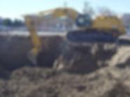 Excavation in Colorado!