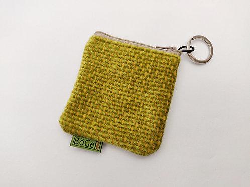 yellow touches green - Freizeitgeldbeutel/Schlüsseletui