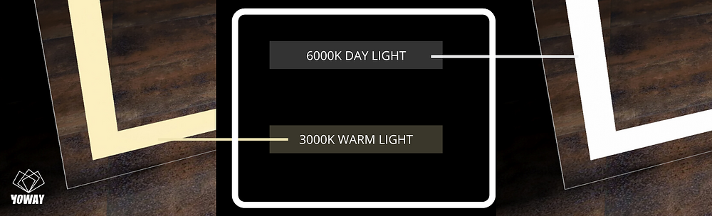Light Temperature examples