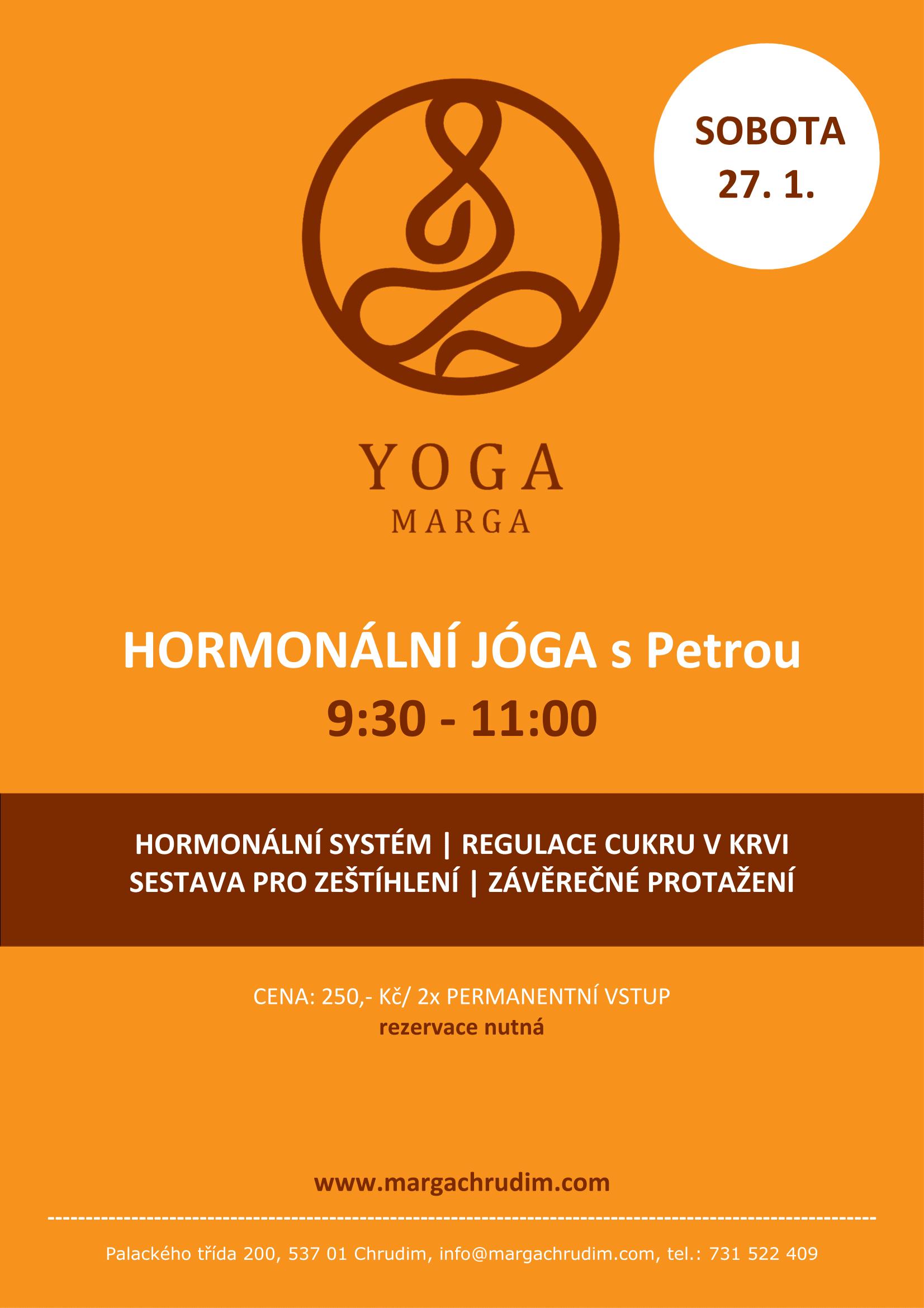 Harmonizační jóga leden-1