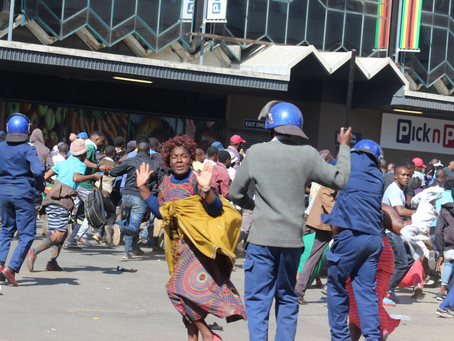 Trade unionists harassed, arrested and abducted in Zimbabwe