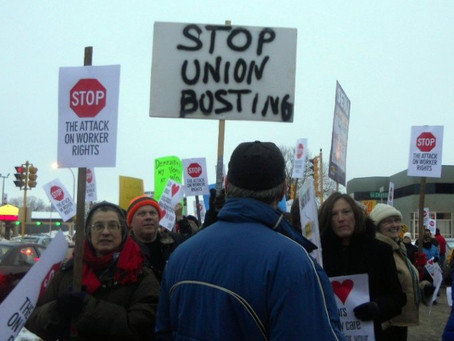 The dirty work that keeps US companies and other organizations union-free