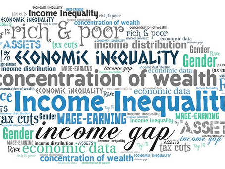 New global index shows catastrophic failure to tackle inequality