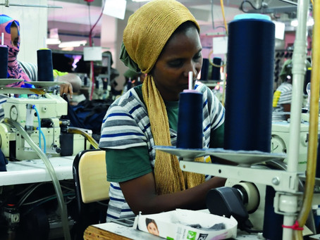 Organizing in the garment and textile sector in Ethiopia