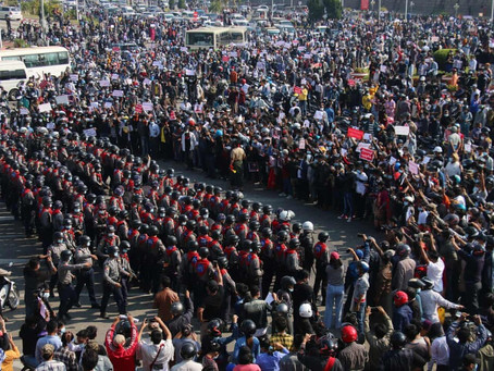 Trade Unions and the Struggle for Democracy