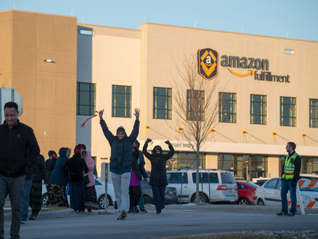Shoppers are cancelling Amazon Prime to support worker protests