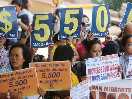 Domestic workers are the slaves of modern Asia