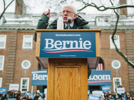 Sanders Campaign Becomes First Presidential Campaign to Formally Unionize