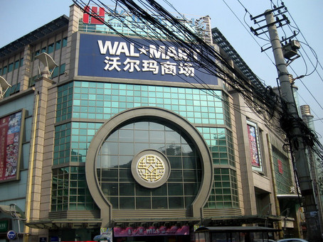 Retail workers across China are taking collective action