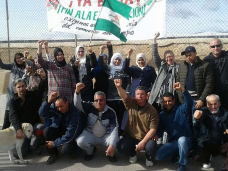 Agricultural workers' rights abuses in Spain