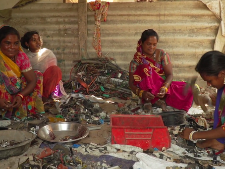 Time to act on decent work for all e-waste workers