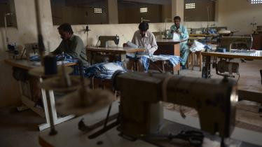 Pakistan Garment Workers' Rights at Risk