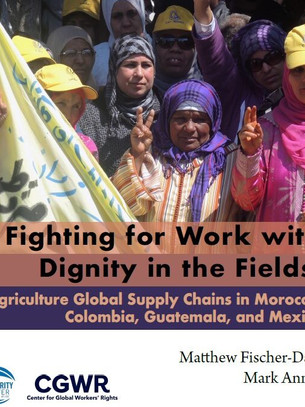 Unions protect agricultural workers' rights