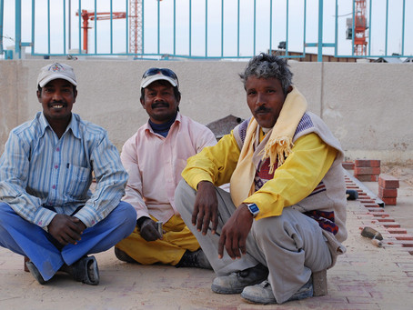 Migrant Workers in Qatar Strike Over Work Conditions