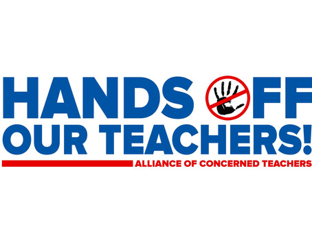 New harassments and threats against Philippine teacher unionists