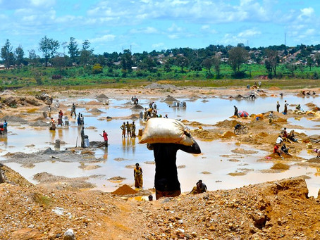 Is your phone tainted by the misery of the 35,000 children in Congo's mines?